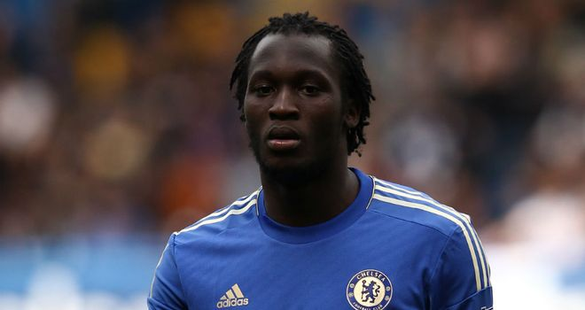 Romelu Lukaku: Agreed a season-long loan deal with West Brom