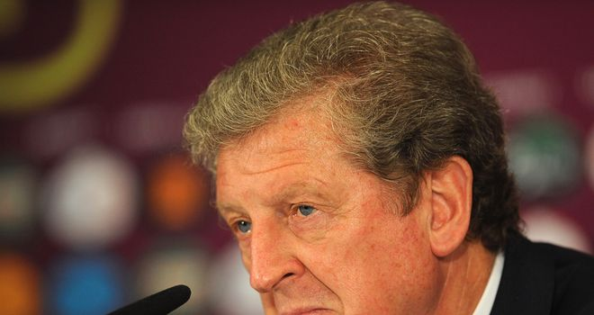 Roy Hodgson: Learning to live with the media attention that comes with the England job
