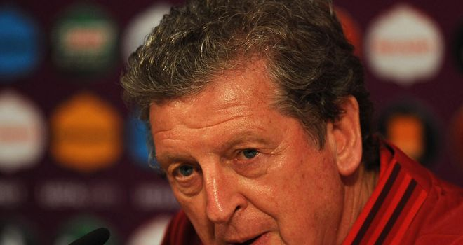 Roy Hodgson: Will prepare his team as usual as they attempt to make history against Italy