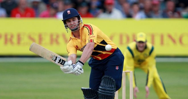 Ryan ten Doeschate: Hungry to achieve success with Essex