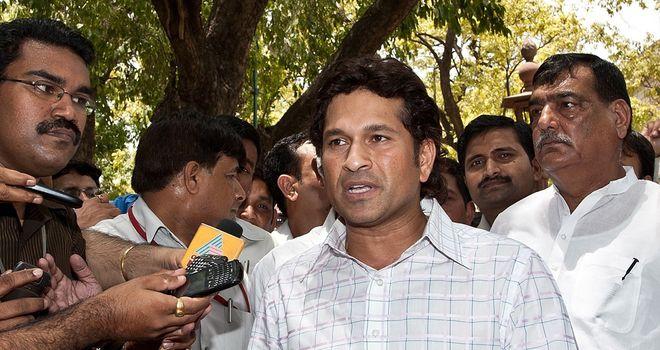 Sachin Tendulkar: Indian batsman starting parallel career in politics