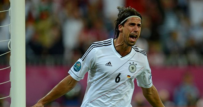 Sami Khedira: Real Madrid midfielder has matured into a 'real leader' according to Bayern's Franz Beckenbauer