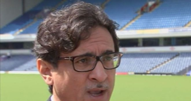 Shebby Singh: Has revealed Blackburn are close to signing one player and are eyeing another