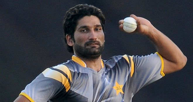 Sohail Tanvir: In-form bowler now in Pakistan squad for the five-match ODI  series against Sri Lanka