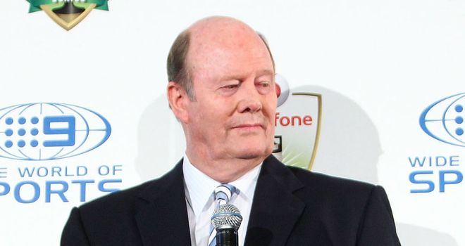 Tony Greig: fears for cricket's future