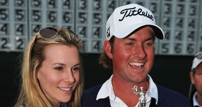 Webb Simpson: New child expected in six weeks