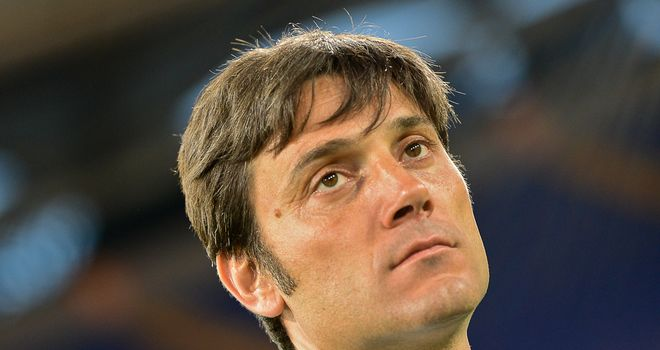 Vincenzo Montella: Fiorentina's coach has made his first summer signing