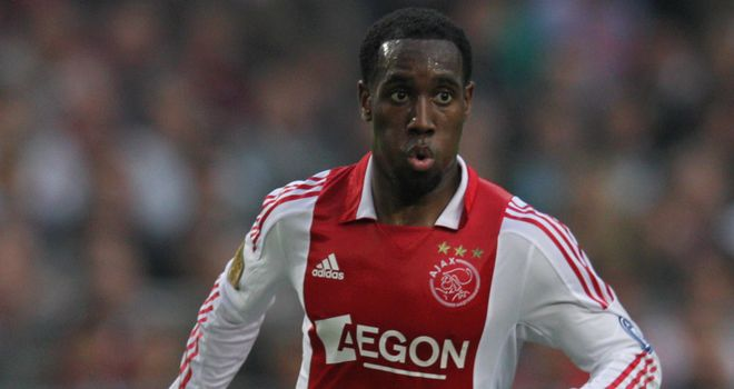Vurnon Anita: Undergoing a medical at Newcastle