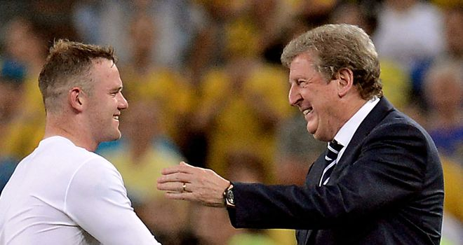 Wayne Rooney: Not a cause of concern for England boss Roy Hodgson