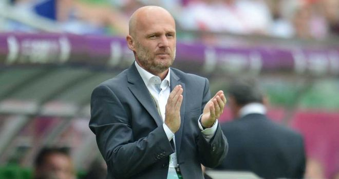 Michal Bilek: Czech coach believes criticism has produced resiliant side