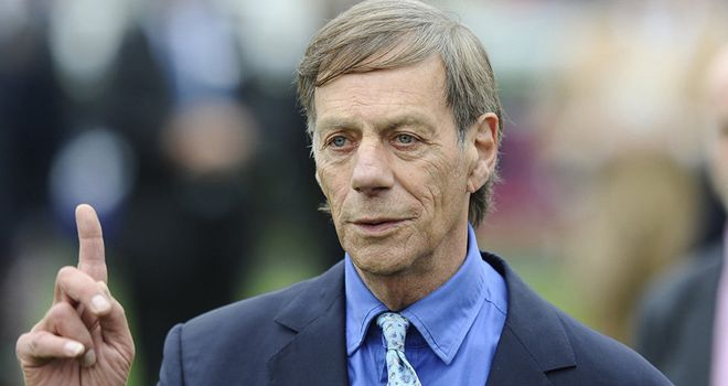 Sir Henry Cecil: Trains November Handicap favourite First Mohican