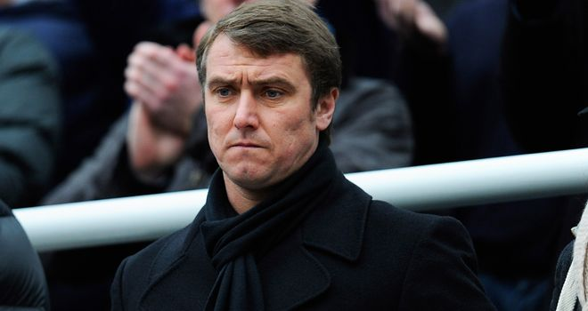 Lee Clark: Has been confirmed as the new manager of Birmingham City