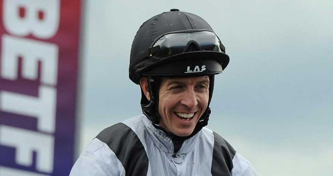 Jim Crowley: Booked to ride Belgian Bill