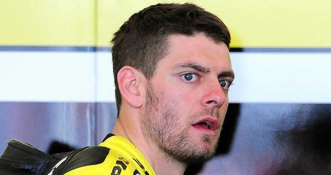 Cal Crutchlow: Apologies to fans after 'strange' day