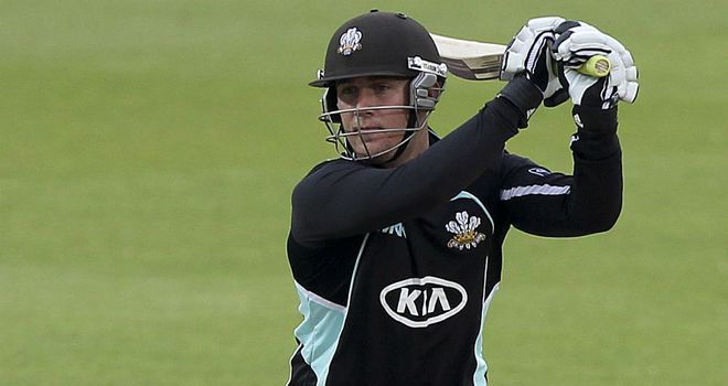 Rory Hamilton-Brown: statements of interest from a number of counties for the batsman