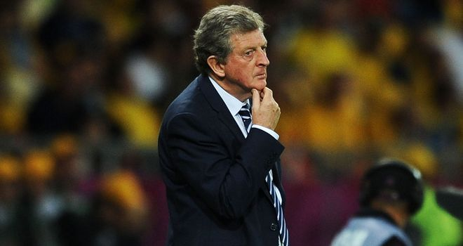 Roy Hodgson: Pleased with battling England qualities