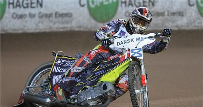 Michael Jensen: Peterborough star can look forward to semis