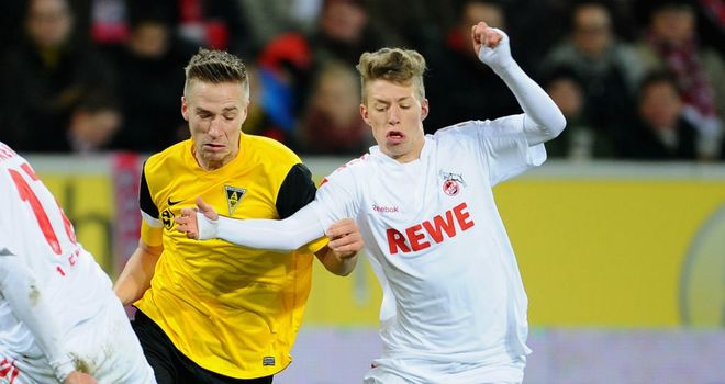 Mitchell Weiser: Delighted to have joined Bayern Munich on a three-year deal