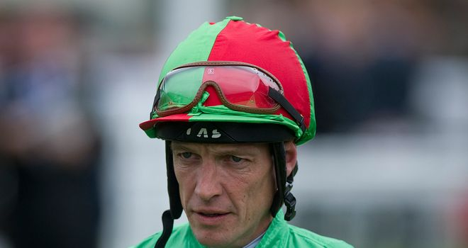 Richard Hughes: Listed winner at Salisbury