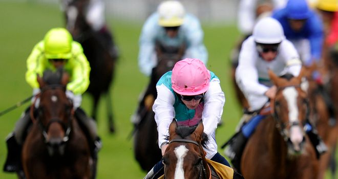 Sea Moon: Impressive winner of the Hardwicke Stakes at Royal Ascot