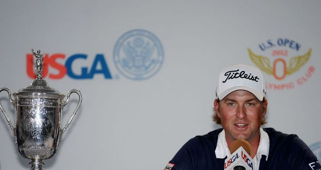 Webb Simpson: Up to a career-high fifth in the world rankings