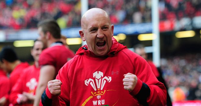 Shaun Edwards: Says it will be a big driving force for the young Wales team to beat Australia