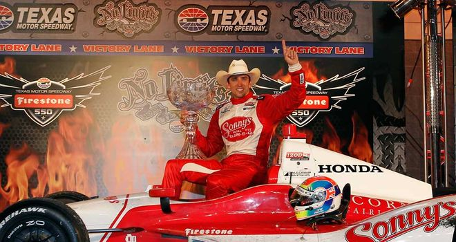 Justin Wilson: Surprise victory