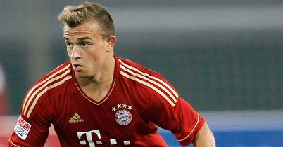 Xherdan Shaqiri: Will form part of Pep Guardiola's plans in 2013/14