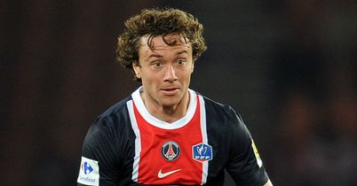 Diego Lugano: Has struggled for game time at PSG