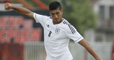 Emre Can: Wanted by Bayer Leverkusen
