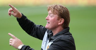 Stuart McCall: Knows it is vital for Motherwell to strike first in Athens