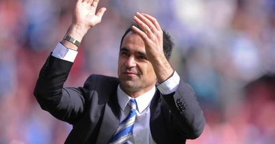 Roberto Martinez: Wigan boss is believed to be keen on Kalifou Traore