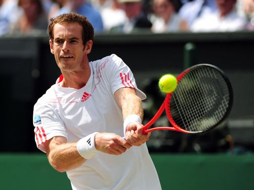 Andy Murray: Third seed for Olympics