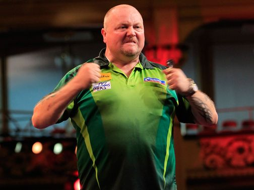 Andy Hamilton: Will be aiming to go one better