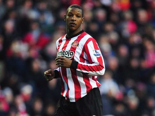 Titus Bramble: Determined to keep his first-team place