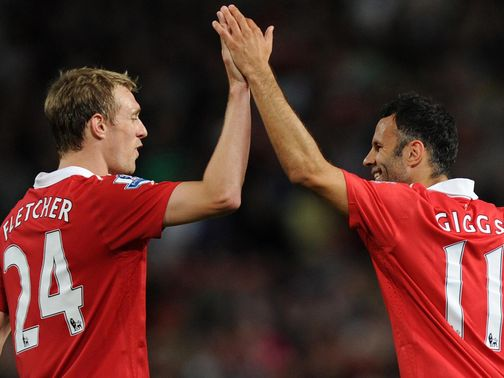 Darren Fletcher has been backed by Ryan Giggs.
