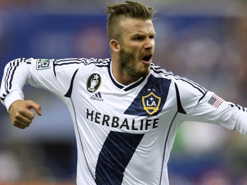 Beckham: Told not to expect a late call-up