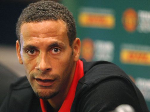 Rio Ferdinand: 'Dumbfounded' by FA charge