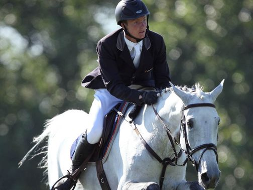 Hendrik-Jan Schuttert: Hickstead winner