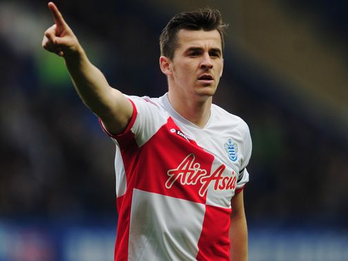 Joey Barton: Loan move completed
