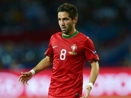 Joao Moutinho: Close to linking up with AVB again