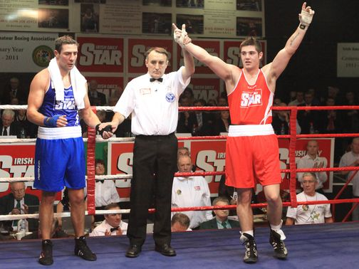 Joe Ward: Set for Lionhearts debut