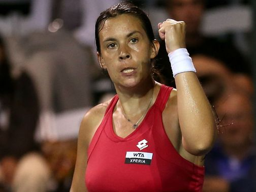 Bartoli: France&#39;s number one