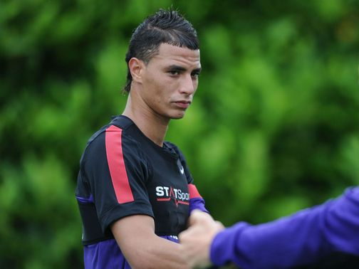 Marouane Chamakh: 'My priority is to remain in England'