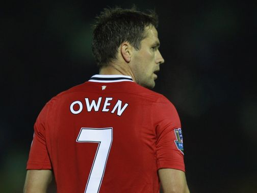Michael Owen: Still hoping to find himself a new club