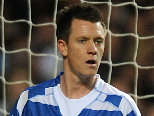 Nicky Shorey: Back at Reading