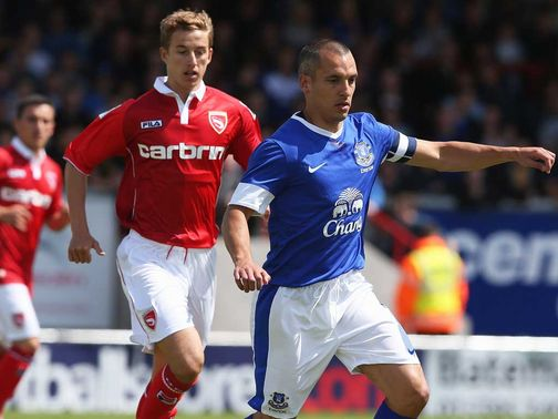Leon Osman: Won't give up on England
