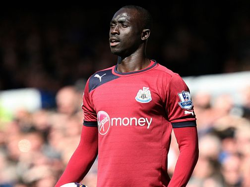 Papiss Cisse: Disappointed over Olympics absence