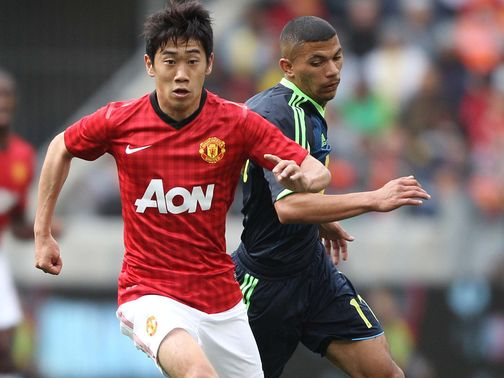Kagawa: Impressing new team-mates and boss