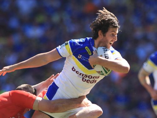 Ratchford: Four tries in Wolves' win